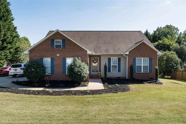 126 Mcintosh Lane, Inman, SC 29349 (#265927) :: Century 21 Blackwell & Co. Realty, Inc.