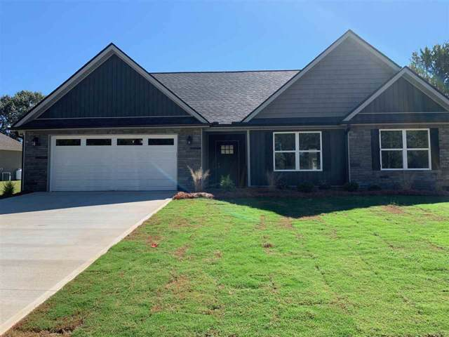 155 Eagle Ridge Drive, Chesnee, SC 29323 (#265942) :: Connie Rice and Partners
