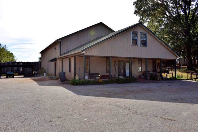 501 N Howard Avenue, Landrum, SC 29356 (#265961) :: Century 21 Blackwell & Co. Realty, Inc.