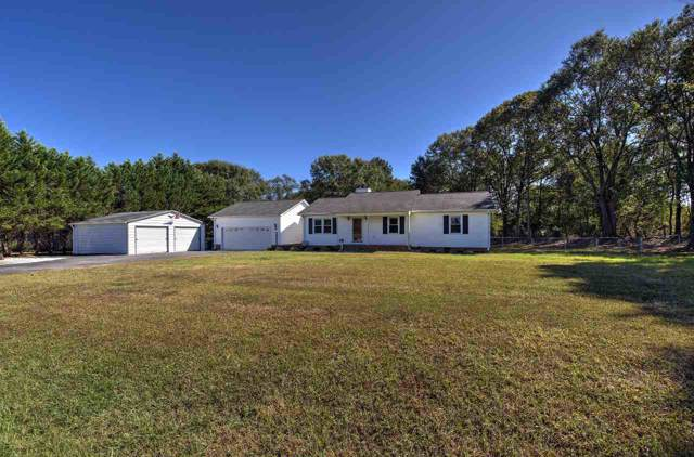 700 Battleground, Chesnee, SC 29323 (#266047) :: Connie Rice and Partners