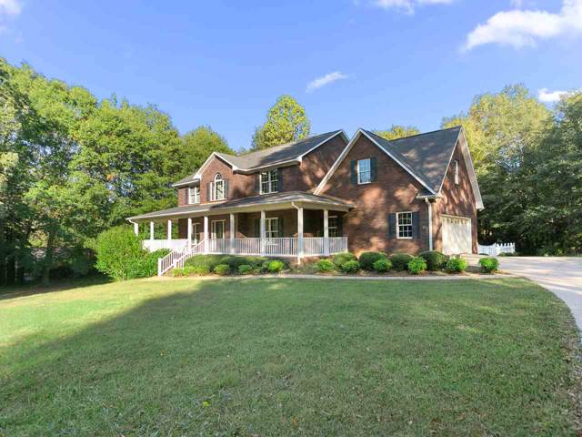 851 Mike Circle, Spartanburg, SC 29303 (#266062) :: Century 21 Blackwell & Co. Realty, Inc.