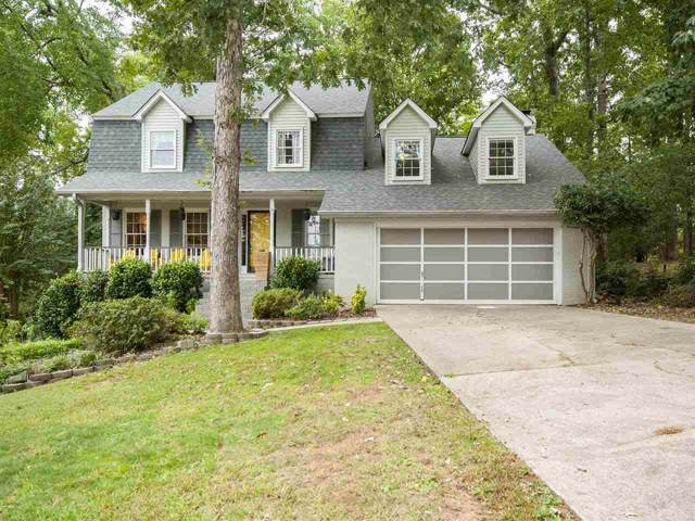 214 Appomattox Drive, Simpsonville, SC 29681 (#266246) :: Connie Rice and Partners