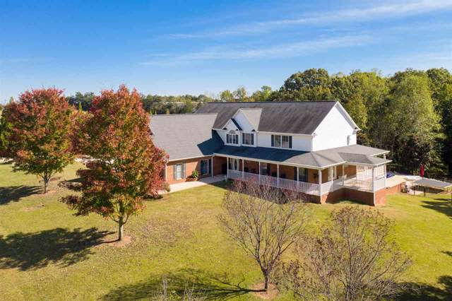 149 White Oak Rd, Gaffney, SC 29341 (#266289) :: Connie Rice and Partners