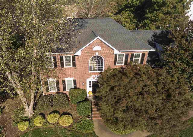 206 Chariot Lane, Simpsonville, SC 29681 (#266318) :: Connie Rice and Partners