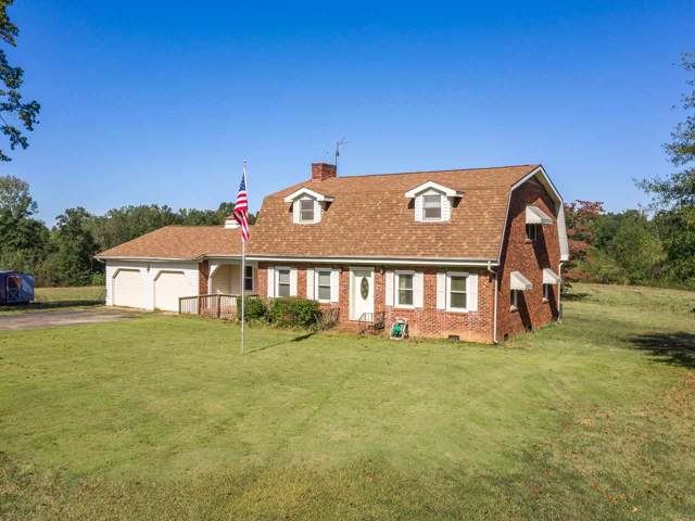 3240 Henry Cash Rd, Chesnee, SC 29323 (#266342) :: Connie Rice and Partners