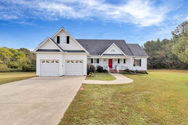 613 Murph Road, Pauline, SC 29374 (#266517) :: Connie Rice and Partners
