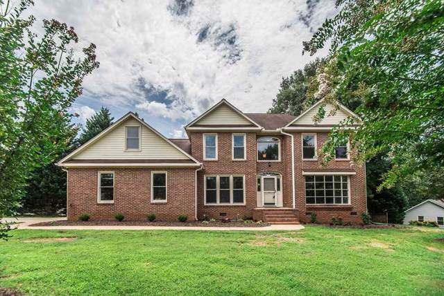 101 Hudders Creek Way, Simpsonville, SC 29681 (#266602) :: Connie Rice and Partners