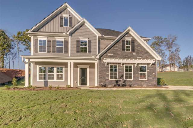 237 Rushng Waters Drive Lot 91, Inman, SC 29349 (#266658) :: Connie Rice and Partners