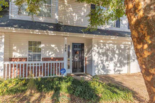 335 Still Water Circle, Boiling Springs, SC 29316 (#266696) :: Connie Rice and Partners