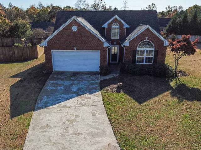 538 Fox Hurst Court, Moore, SC 29369 (#266735) :: Connie Rice and Partners