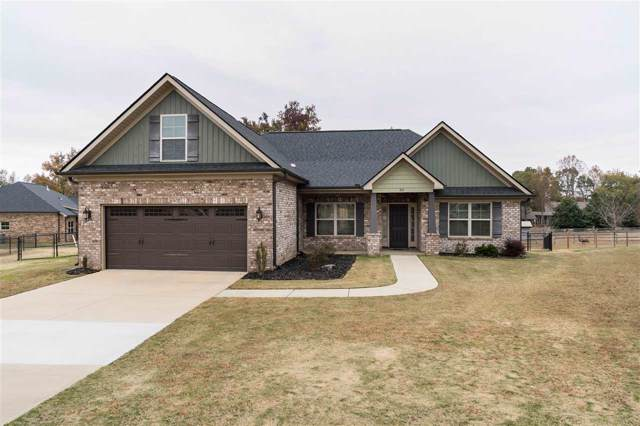 341 E Story Bush Lane, Inman, SC 29349 (#266746) :: Connie Rice and Partners