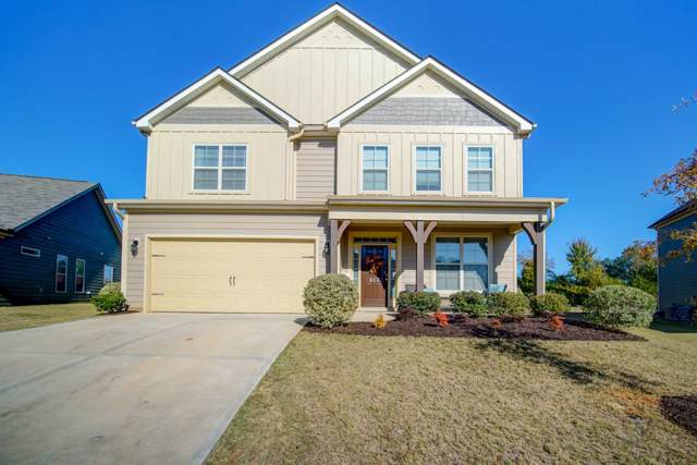 413 Evening Mist Court, Duncan, SC 29334 (#266753) :: Connie Rice and Partners