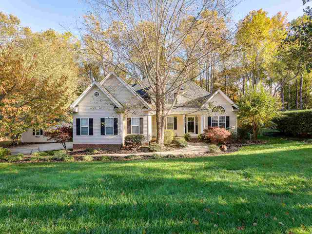14 Woodhedge Ct, Mauldin, SC 29662 (#266757) :: Connie Rice and Partners