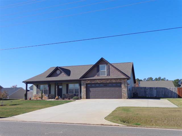 485 Bishop Rd., Inman, SC 29349 (#266793) :: Century 21 Blackwell & Co. Realty, Inc.