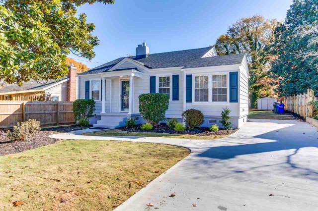 207 Bleckley Ave, Greenville, SC 29607 (#267124) :: Connie Rice and Partners
