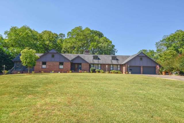 406 S Shelby St., Blacksburg, SC 29702 (#267271) :: Connie Rice and Partners
