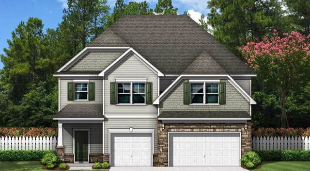 234 Braselton St  Homesite 19, Greer, SC 29650 (#267323) :: Connie Rice and Partners