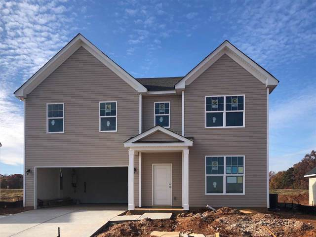 230 Braselton St    Homesite 15, Greer, SC 29650 (#267335) :: Connie Rice and Partners