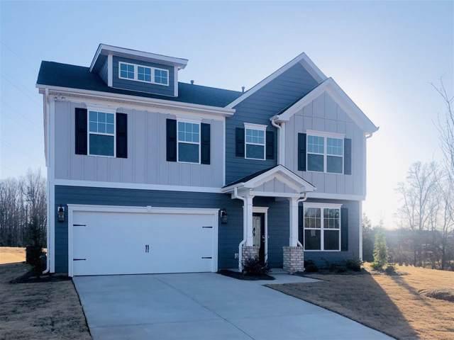 411 Standwood Place  Homesite 76, Boiling Springs, SC 29316 (MLS #267345) :: Prime Realty