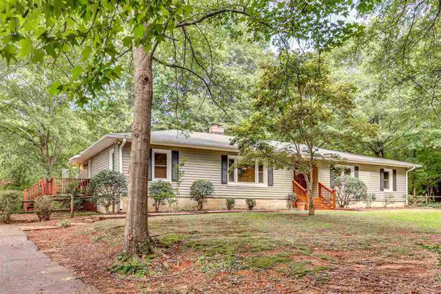 614 Crestwood Drive, Greenville, SC 29609 (#267356) :: Connie Rice and Partners