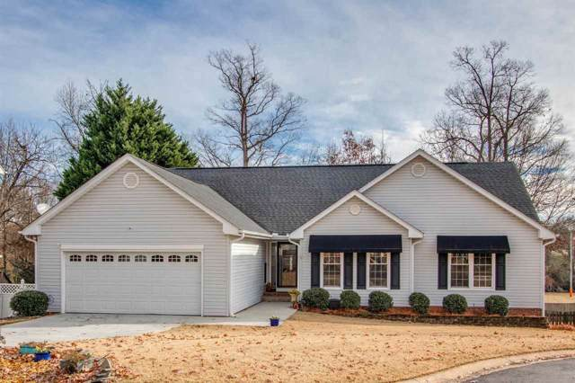 13 Hickory Hollow Court, Greenville, SC 29607 (#267459) :: Century 21 Blackwell & Co. Realty, Inc.