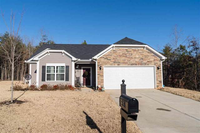531 Beechcreek Dr, Spartanburg, SC 29303 (#267473) :: Connie Rice and Partners