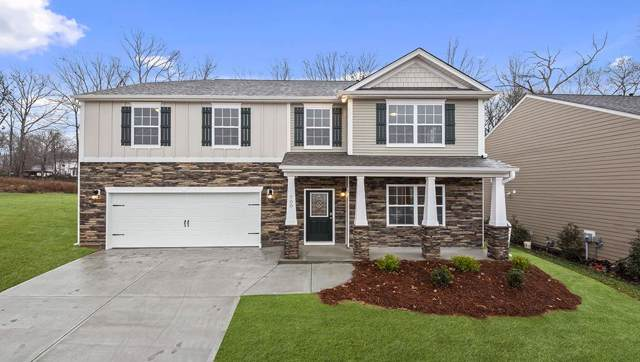 700 Liberty Walk Lane, Simpsonville, SC 29681 (#267828) :: Connie Rice and Partners