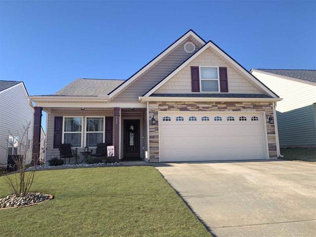 535 Ridgeville Crossing Dr, Inman, SC 29349 (#267915) :: Century 21 Blackwell & Co. Realty, Inc.