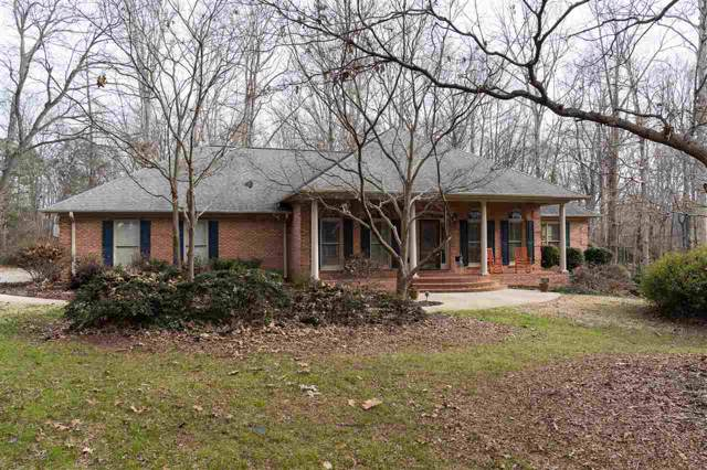 213 Woodridge Drive, Spartanburg, SC 29301 (#267929) :: Connie Rice and Partners