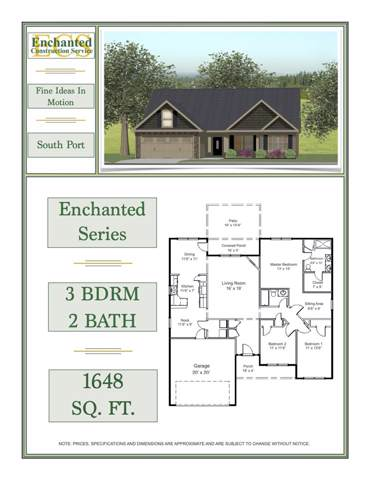 213 Bertha Burns Rd Lot 12, Inman, SC 29349 (#267969) :: Century 21 Blackwell & Co. Realty, Inc.