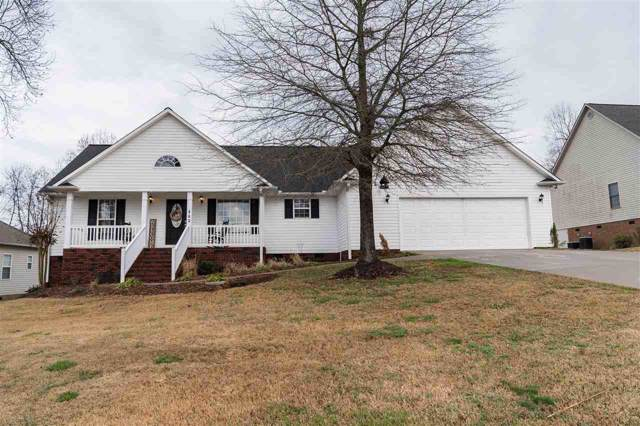 442 Kennedy Taylor Lane, Inman, SC 29349 (#268081) :: Century 21 Blackwell & Co. Realty, Inc.