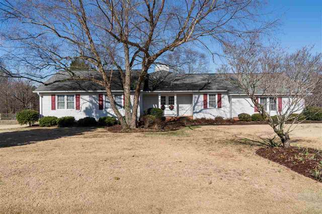3 E Ridge Drive, Inman, SC 29349 (#268184) :: Century 21 Blackwell & Co. Realty, Inc.