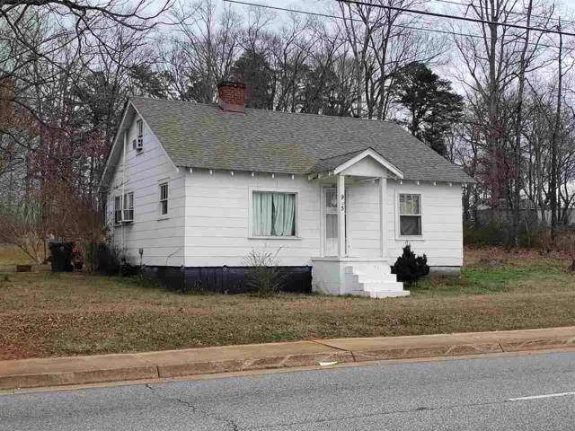 905 E Main Street, Duncan, SC 29334 (MLS #268194) :: Prime Realty
