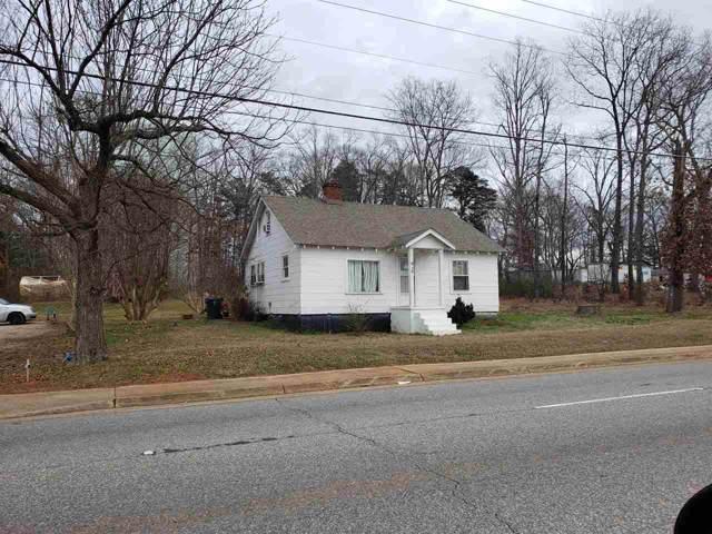 905 E Main Street, Duncan, SC 29334 (MLS #268195) :: Prime Realty