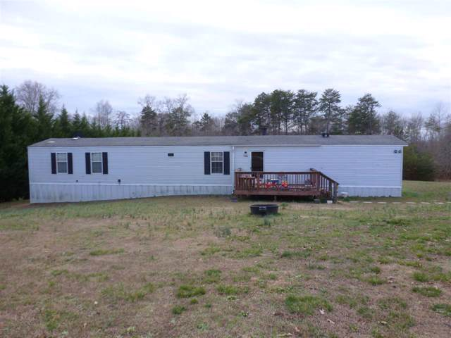 1955 Rainbow Lake Road, Chesnee, SC 29323 (#268204) :: Connie Rice and Partners