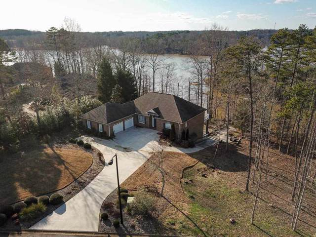 564 Thorn Cove Dr, Chesnee, SC 29323 (#268243) :: Connie Rice and Partners