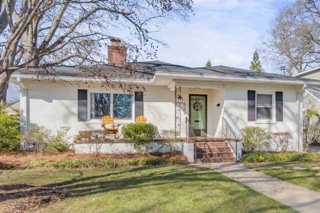 522 Poplar Street, Spartanburg, SC 29302 (#268247) :: Connie Rice and Partners