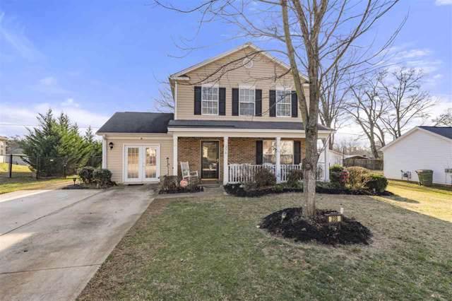 238 E Corley Lane, Spartanburg, SC 29303 (MLS #268254) :: Prime Realty