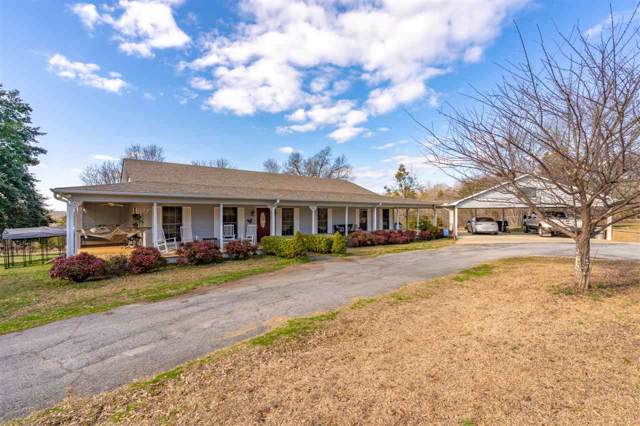 690 Thompson Chapel Road, Spartanburg, SC 29307 (MLS #268258) :: Prime Realty