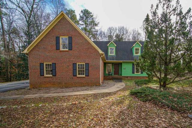 1177 Partridge Road, Spartanburg, SC 29302 (#268294) :: Connie Rice and Partners