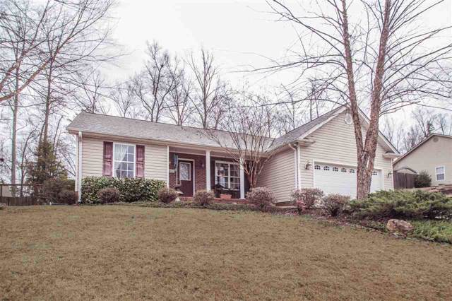 221 Abigail Lane, Greer, SC 29651 (#268377) :: Connie Rice and Partners