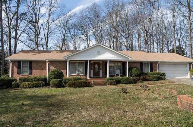 4 Barrett Court, Mauldin, SC 29662 (#268642) :: Connie Rice and Partners
