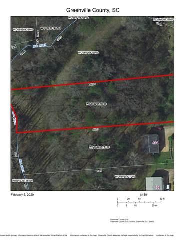 Lot 223 Rockvale Dr, Piedmont, SC 29673 (#268724) :: Connie Rice and Partners
