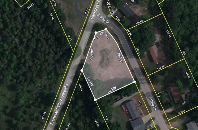 210 Arling Drive, Spartanburg, SC 29301 (MLS #268890) :: Prime Realty