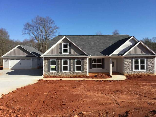 550 Sloan Road, Lyman, SC 29365 (#268923) :: Connie Rice and Partners