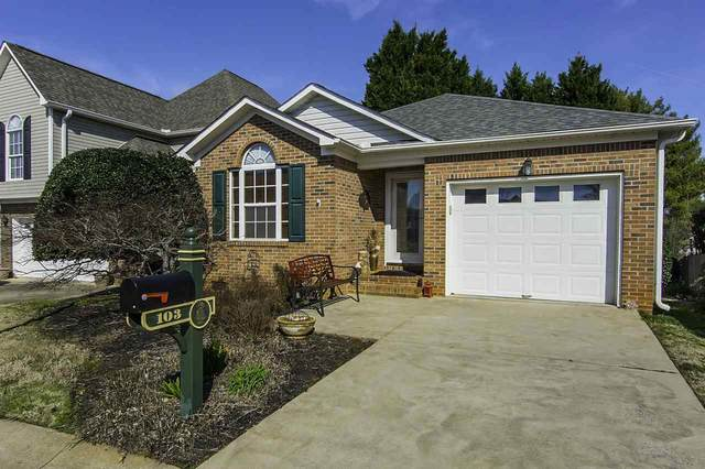 103 Periwinkle Place, Moore, SC 29369 (MLS #268959) :: Prime Realty