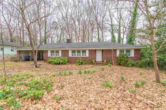 910 Brentwood Drive, Spartanburg, SC 29302 (MLS #269000) :: Prime Realty
