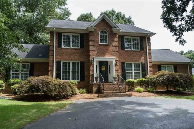 139 Woodridge Drive, Spartanburg, SC 29301 (#269002) :: Connie Rice and Partners