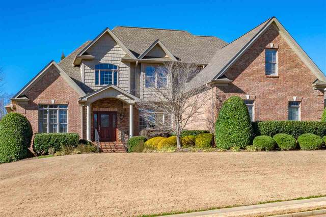 571 Verdae Drive, Spartanburg, SC 29301 (#269121) :: Connie Rice and Partners