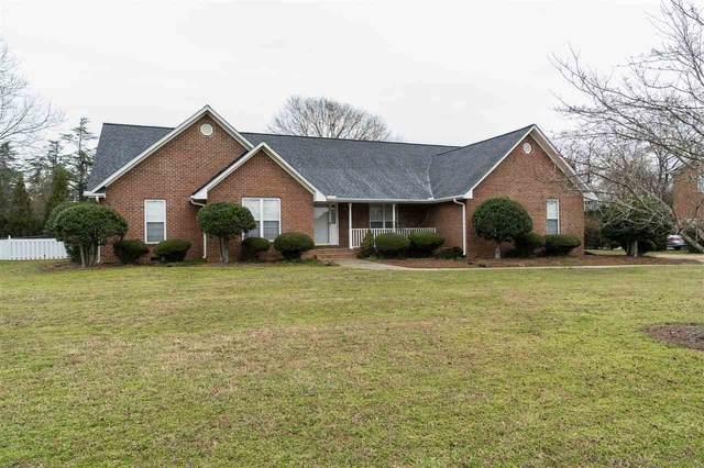 284 Creekridge Drive, Spartanburg, SC 29301 (#269167) :: Century 21 Blackwell & Co. Realty, Inc.